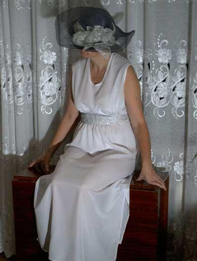 Длинное платье разлетайка с рукавами. Причёски. Лучшие картинки со всего интернета